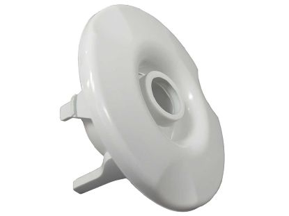 "JET INTERNAL: 2-1/4""  EYEBALL AND ESCUTCHEON WHITE FOR BATH SERIES 227-4010-CW"