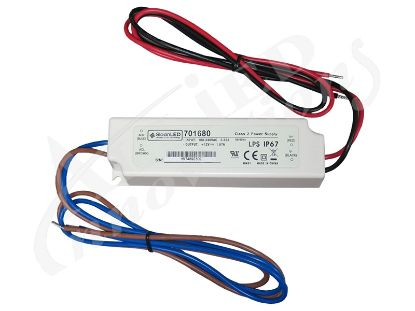 LIGHT PART: POWER SUPPLY 12VDC 20W 1.66AMP 701680