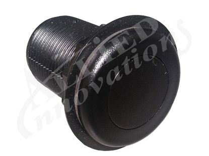 AIR BUTTON: 3428 LOW PROFILE, BLACK MPT-06060-3428