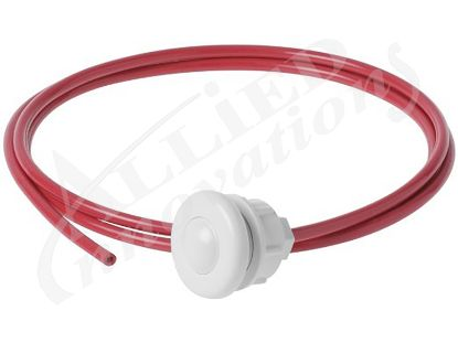 AIR BUTTON REPLACEMENT KIT: WHITE BUTTON WITH TUBING 1147742