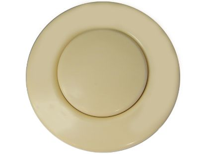 AIR BUTTON TRIM: #15 CLASSIC TOUCH, ALMOND BONE