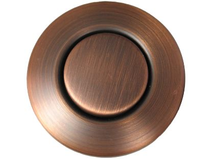 AIR BUTTON TRIM: #15 CLASSIC TOUCH, ANTIQUE COPPER