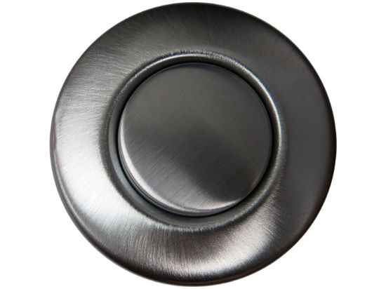 AIR BUTTON TRIM: #15 CLASSIC TOUCH, SATIN CHROME