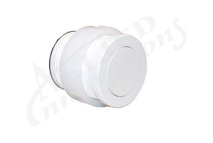 AIR BUTTON: WHITE AB1000W