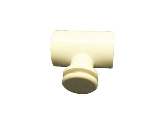 "AIR INJECTOR: 1"" SLIP  X 1"" SLIP TEE WHITE 670-2160"