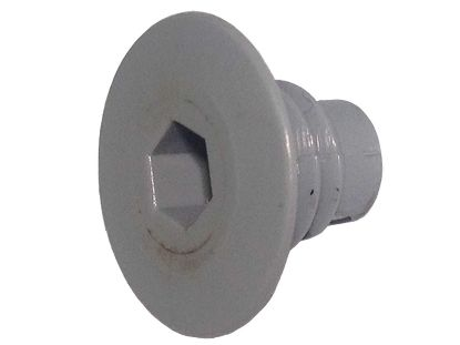 "AIR INJECTOR PART: 5/8"" FACE GRAY 23031-001-000"