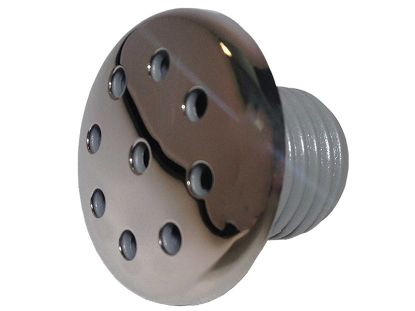 AIR INJECTOR: STAINLESS STEEL MULTIFLOW STANDARD INSERT GRAY RD611-1047S
