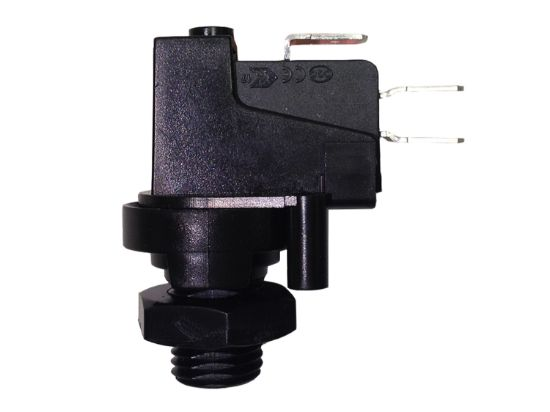 AIR SWITCH: 22AMP SPDT LATCHING (PKG)