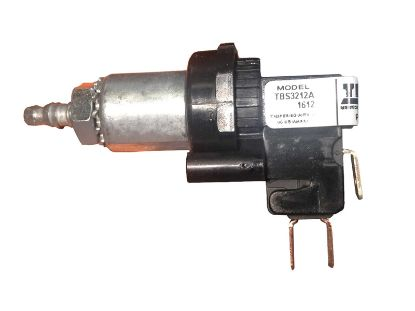 AIR SWITCH: TBS 25AMP SPDT LATCHING TBS-3212