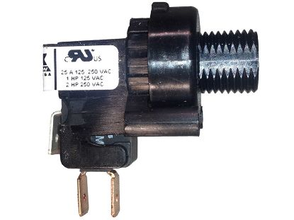 AIR SWITCH: TBS  25AMP  SPDT  LATCHING TBS301A