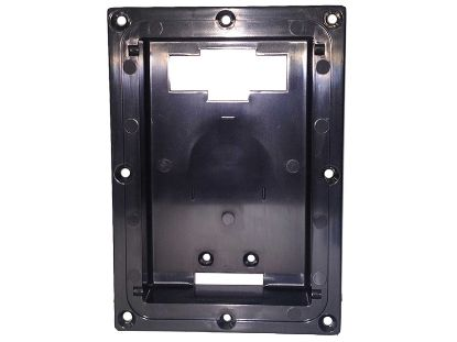 AUDIO PART: ENCLOSURE iPOD ABS BLACK 07 6000-296