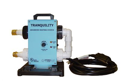 BAPTISMAL PORTABLE SYSTEM: 120V WITH HEATER AND PUMP PBES-6010