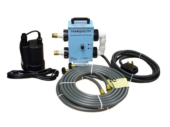 BAPTISMAL PORTABLE SYSTEM: 240V WITH HEATER AND PUMP PBES-6040