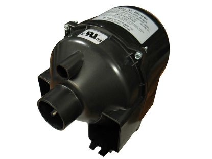 BLOWER: 1.0HP 120V WITH NEMA PLUG 4' CORD MAX AIR SERIES WITH AIR SWITCH CONTROL AND HEATER 2510120F3JA