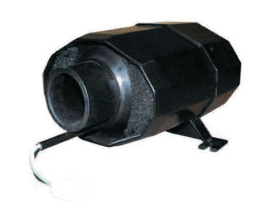 BLOWER: 1.5HP 120V WITH 4-PIN AMP PLUG 3-1/2' CORD SILENT AIRE SERIES AS-810U