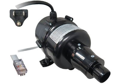 BLOWER: 120V 60HZ WITH BUILT IN CONTROL AND NEMA CORD SLS-3-75-120/60AH-N+CG01