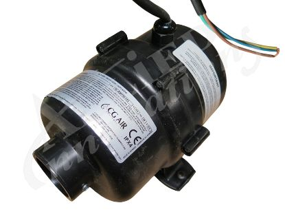 BLOWER: 900W 230V 50HZ WITH CE CORD SLE-90-230/50-CE
