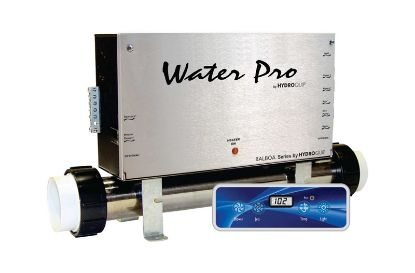 CONTROL: CS6000B WATER PRO BALBOA DUPLEX WITH INSTALLATION KIT WITH TOPSIDE VS-513Z CS6230B-U-F-WP