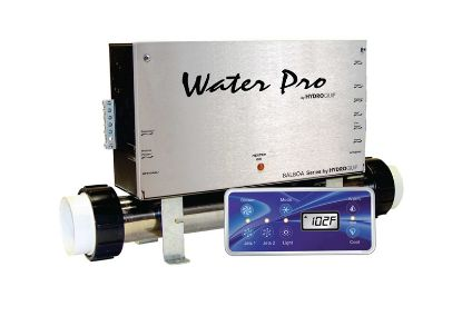 CONTROL: CS6000B WATER PRO BALBOA SERIAL AND INSTALLATION KIT WITH RECTANGLE TOPSIDE VS-510SZ CS6230B-UZ-WP