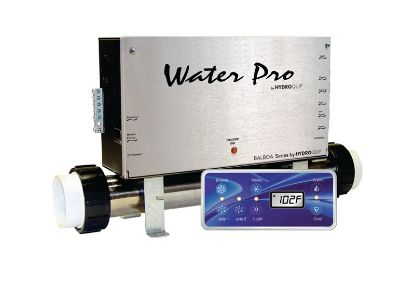 CONTROL: CS6000B WATER PRO BALBOA SERIAL AND INSTALLATION KIT WITH RECTANGLE TOPSIDE VS-511SZ CS6220B-UZ-WP