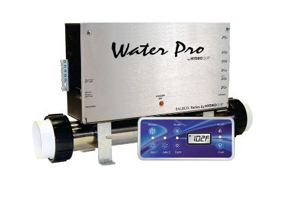 CONTROL: CS6000B WATER PRO SERIES AND INSTALLATION KIT WITH RECTANGLE TOPSIDE CS6330B-UZ-WP