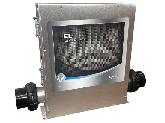 CONTROL: EL84P 240V 4-PUMP WITH 5.5KW HEATER WITHOUT TOPSIDE AND CORDS 54775