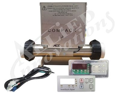 CONTROL: JR BUNDLE WITH 1.0KW HEATER, KP1015 TOPSIDE AND CORDS Bundle K10 JR