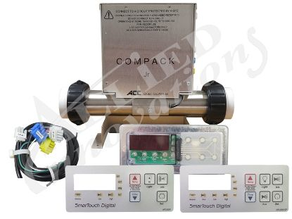 CONTROL: JR BUNDLE WITH 1.0KW HEATER, KP1015 TOPSIDE AND CORDS Bundle K15