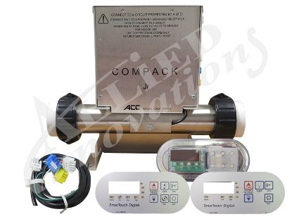 CONTROL: JR BUNDLE WITH 1.0KW HEATER, LX1000 TOPSIDE AND CORDS Bundle L10