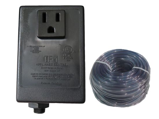 CONTROL: TF-1, 120V 1.0HP PKG WITHOUT BUTTON