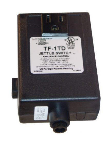 CONTROL: TF-1TD 2MIN 120V 1.0HP PACKAGED WITHOUT BUTTON