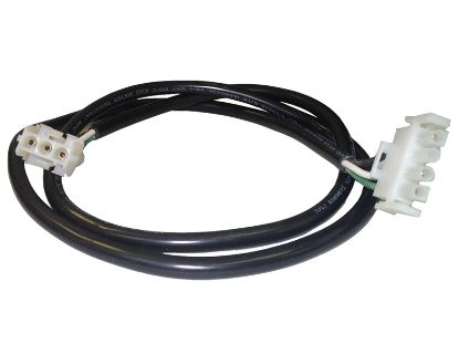 "CORD ADAPTER: BLOWER 4-PIN 48"" AMP TO AMP WHITE 30-1200-A48"