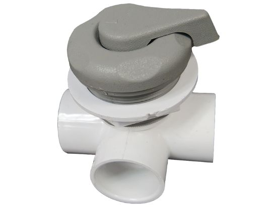 "DIVERTER VALVE: 1"" HORIZONTAL 2-PORT 600-4237"