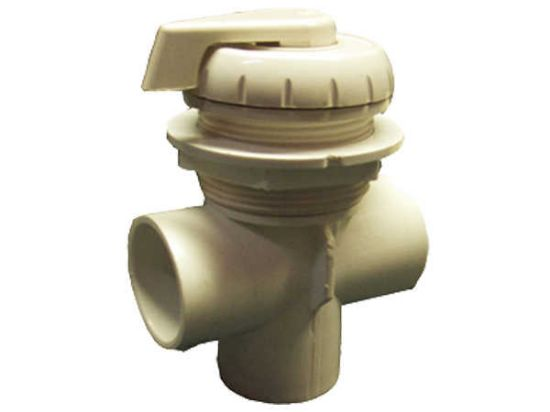"DIVERTER VALVE: 1"" NOTCHED VERTICAL 2-PORT 600-4340"