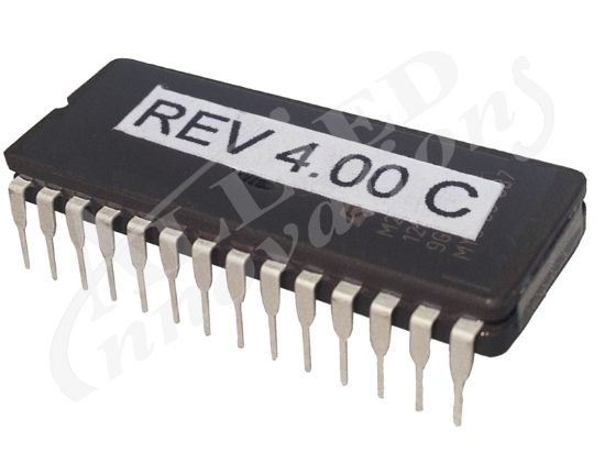 EPROM: 4.00C-CHIP 750 WITHOUT PERMACLEAR 6660-263