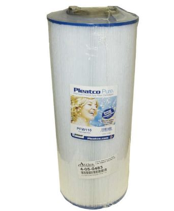 FILTER CARTRIDGE: 110 SQ FT PFW110