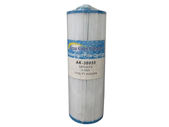 FILTER CARTRIDGE: 25 SQ FT AK-30055