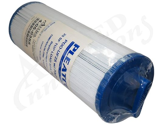 "FILTER CARTRIDGE: 25 SQ FT D-1 (1-1/4"" SAE AD) PDO-UF25"