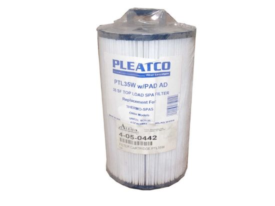 FILTER CARTRIDGE: 35 SQ FT PTL35W
