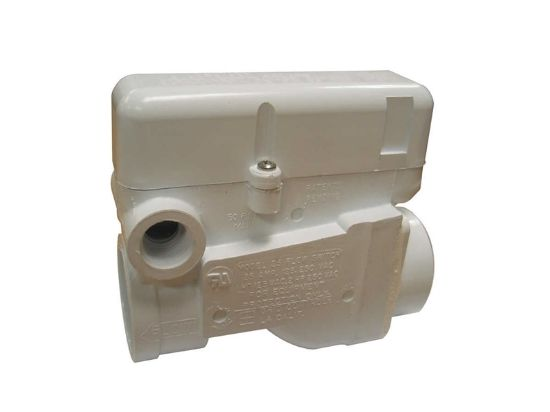 "FLOW SWITCH: 1-1/2"" PVC SLIP CONNECTION 25AMP GRID MODEL 25 57-F3-2500-WHT"
