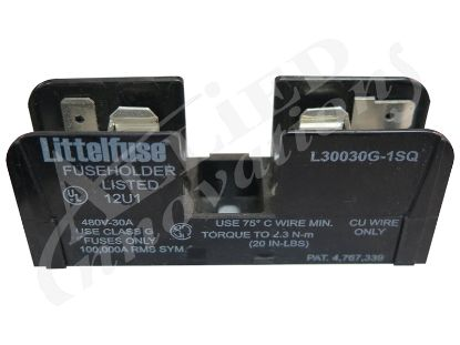 FUSE HOLDER: 30AMP L30030G-1SQ