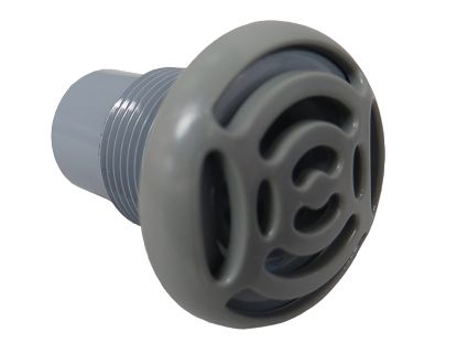 "GRAVITY DRAIN WITH COVER 3/4"", GRAY, WITHOUT O-RING OR LOCKNUT 6540-979"