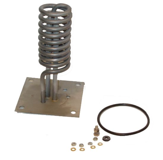 HEATER ELEMENT KIT: HT HEATER 1.5/5.5KW ELEMENT AND O-RINGS 12-0010A-K