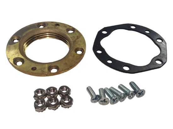 "HEATER FLANGE ADAPTER KIT: 1"" FIPT 20-0151A"