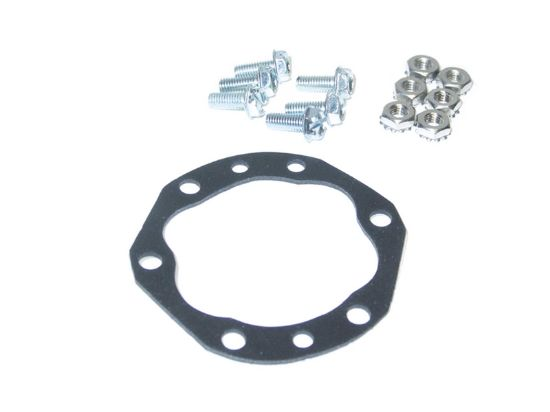 HEATER GASKET KIT: GASKET AND SCREWS (6) 6000-017