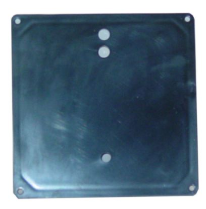 HEATER HOUSING COVER: HT-1 PLASTIC ABS BLACK 15-0002B
