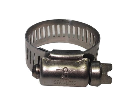 "HEATER PART: HOSE CLAMP METAL 3/4"" 6570-099"