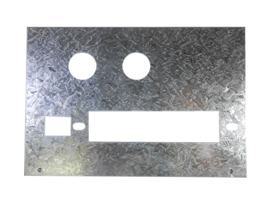 HEATER PART: PLATE USED IN STAINLESS HEATERS 6500-230