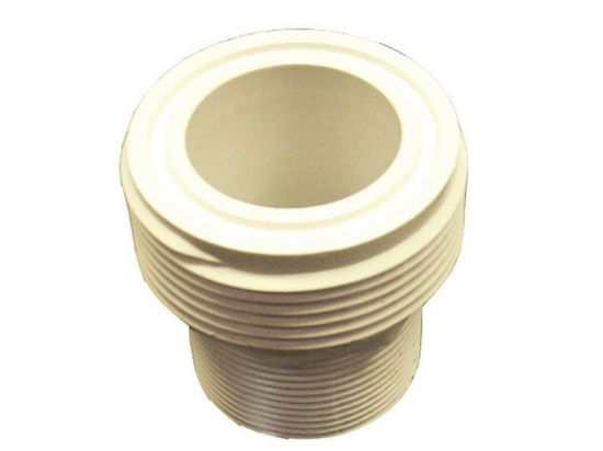 "HEATER PART: TAILPIECE 1-1/2"" BUTTRESS THREAD X 1-1/2"" MALE PIPE THREAD 417-4120"