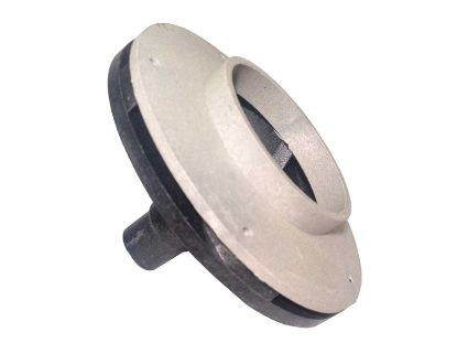 IMPELLER: 56 FRAME DUALLY REVERSE 5 VANE GRAY PR395-5R